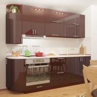 Кухня Color-mix 2.3м