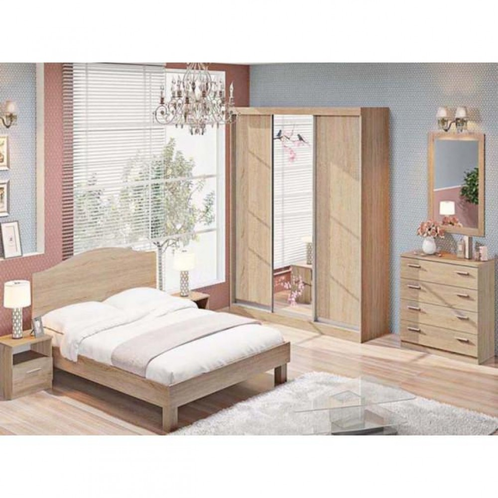 Спальня СП-4502 Комфорт Мебель