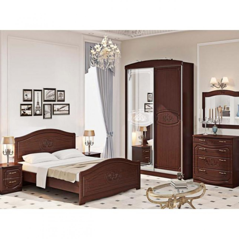 Спальня СП-4554 Комфорт Мебель